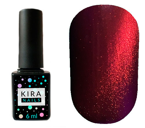 Гель-лак Kira Nails Cat Eye №003