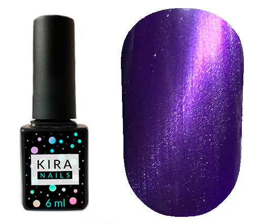 Гель-лак Kira Nails Cat Eye №006
