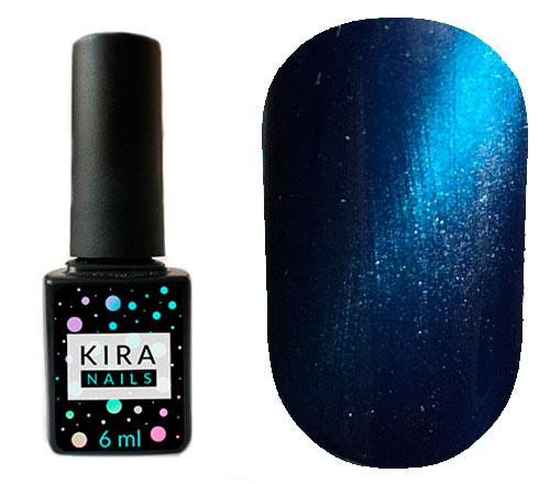 Гель-лак Kira Nails Cat Eye №007