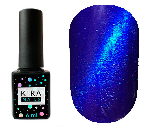 Гель-лак Kira Nails Cat Eye №008