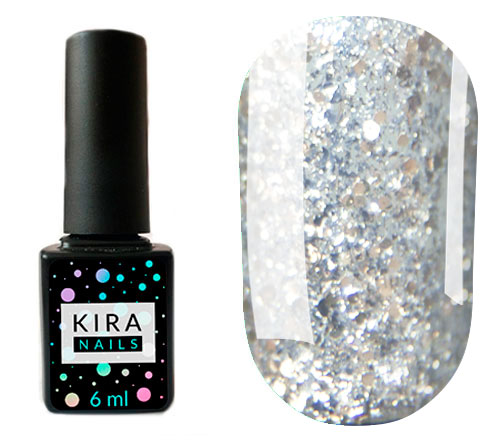 Гель-лак Kira Nails Shine Bright №002