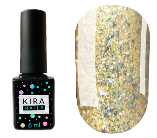 Гель-лак Kira Nails Shine Bright №005