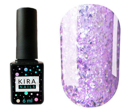 Гель-лак Kira Nails Shine Bright №007