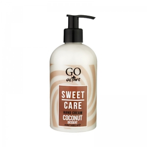 Крем для рук Go Active Hand Cream Coconut Dessert 350 мл