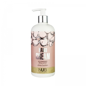Крем для рук NUB Nourishing Hand Cream Shea Butter 500 мл