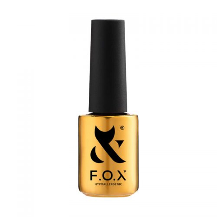 Гель-лак F.O.X Top Matte No wipe 6 ml